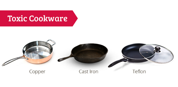 Toxic Cookware
